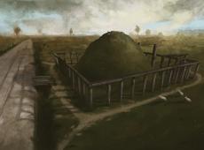 Belangrijke vondst: Archeologen ontdekken het lang vergeten kasteel van Woestijne