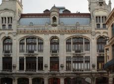 1,9 miljoen euro voor de restauratie van feestlokaal Vooruit in Gent
