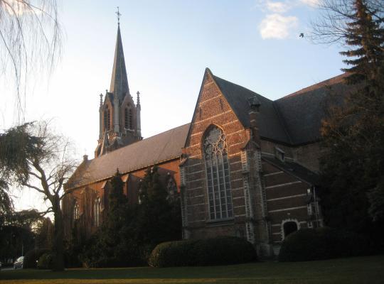 Sint-Cordulakerk Schoten