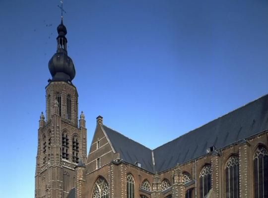 1,6 miljoen euro voor de restauratie van de Sint-Katharinakerk