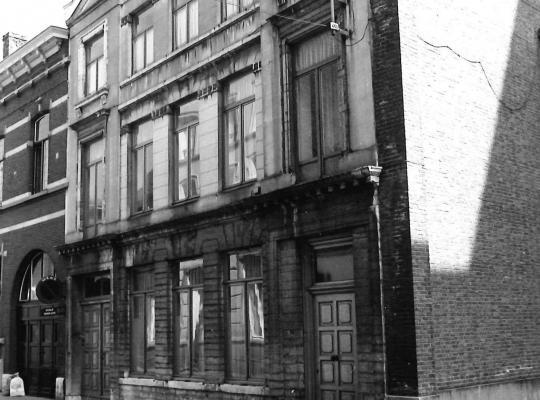 Herenhuis Mechelsestraat Leuven