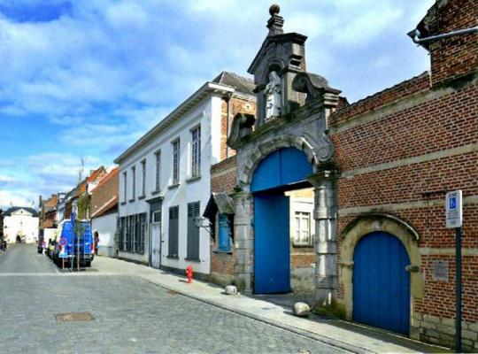 217.000 euro voor de restauratie van de pastorij in het begijnhof van Lier