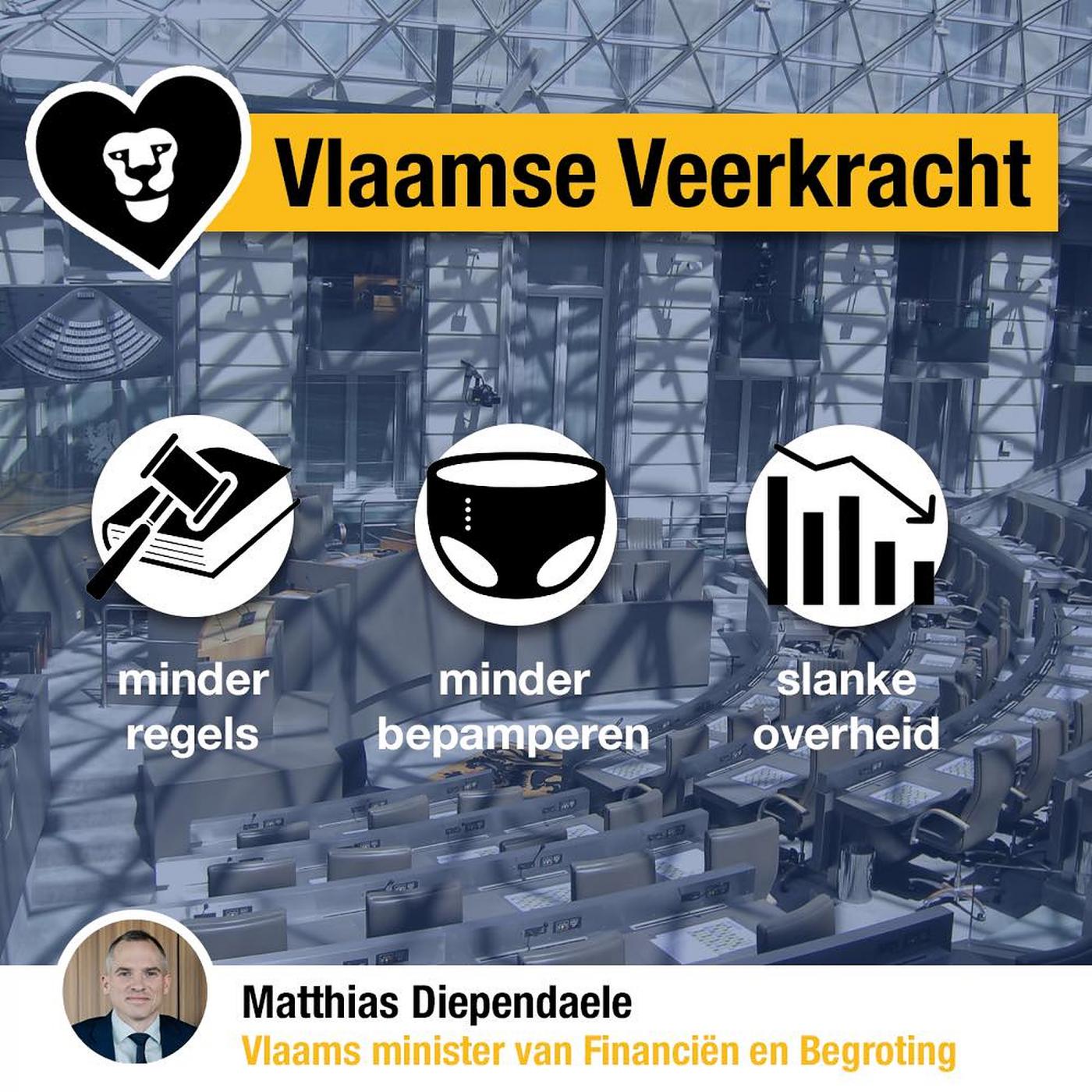 Vlaamse begroting 2021: investeren en hervormen