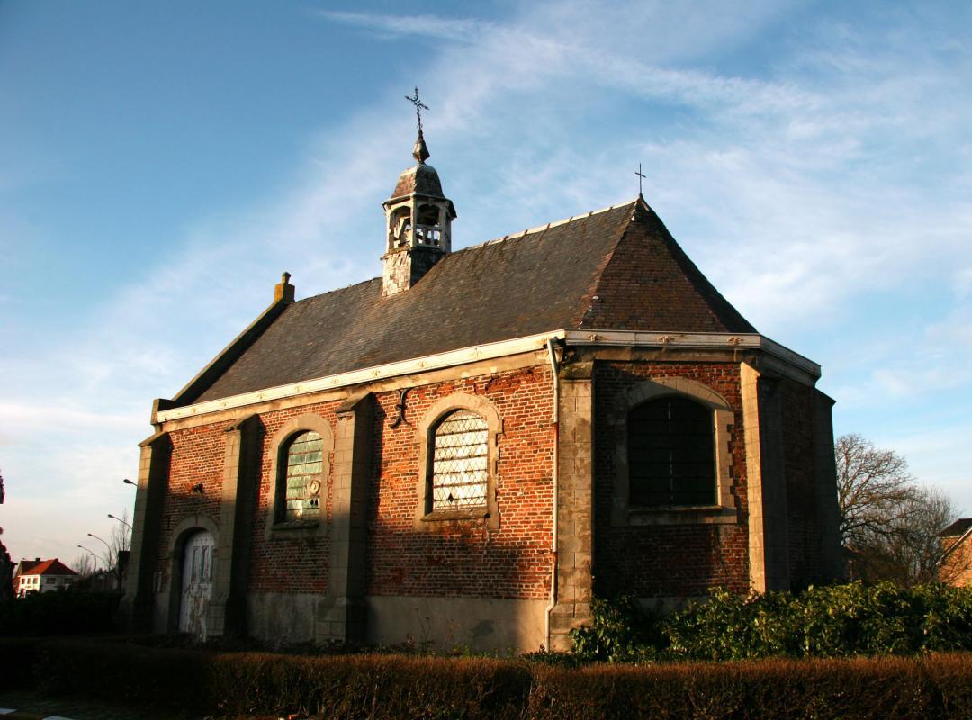 Sint-Dimpnakapel Geel