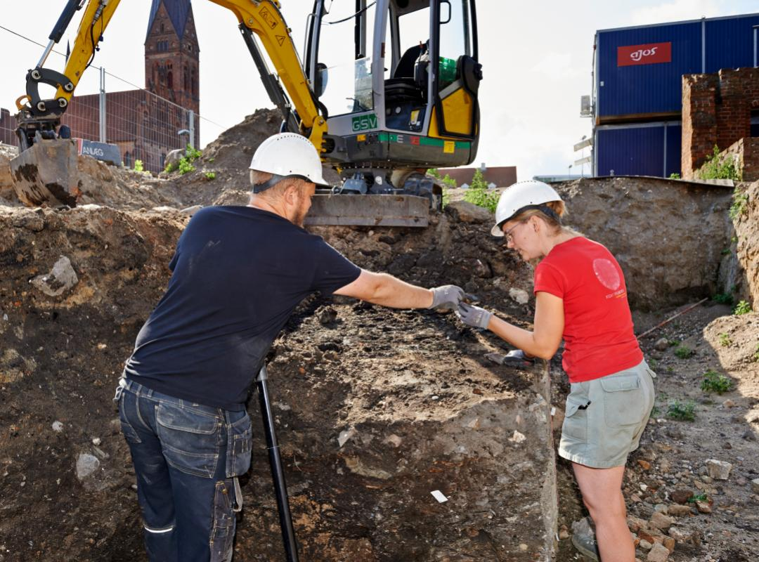 Archeologisch syntheseonderzoek graaft dieper